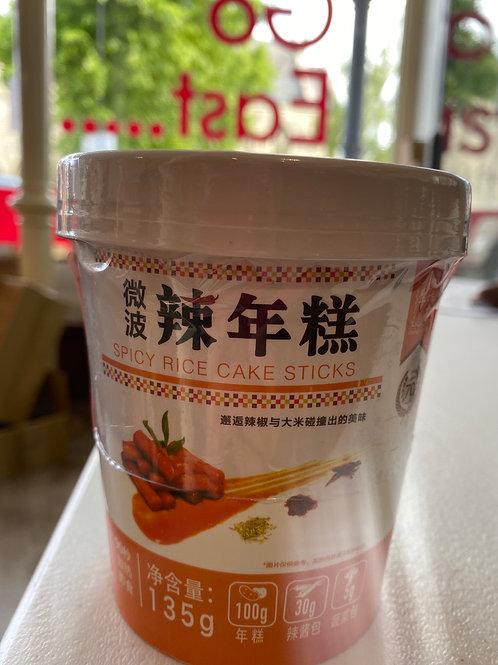 SLS Korean Style Spicy Rice Cake Stick