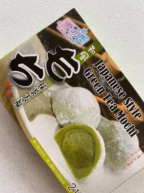 Y&L Japanese Style Green Tea Mochi 抹茶大福