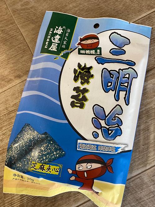 Haidawu Sandwich Seaweed Sesame