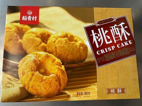 DXC Crisp Cake 稻香村桃酥180g