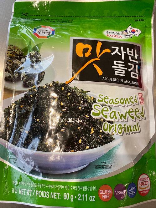 Surasang Seaoned Seaweed Original 韩国拌饭海苔