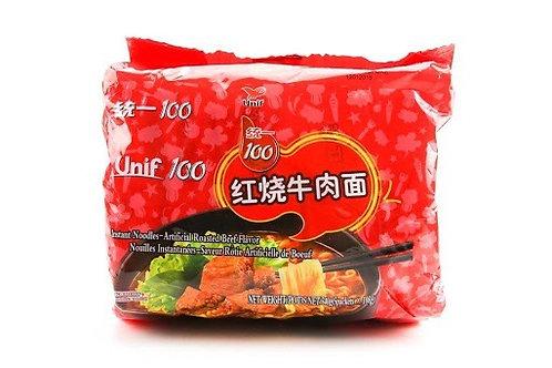 Unif 100 Roast Beef Flav Nooles 5pcs