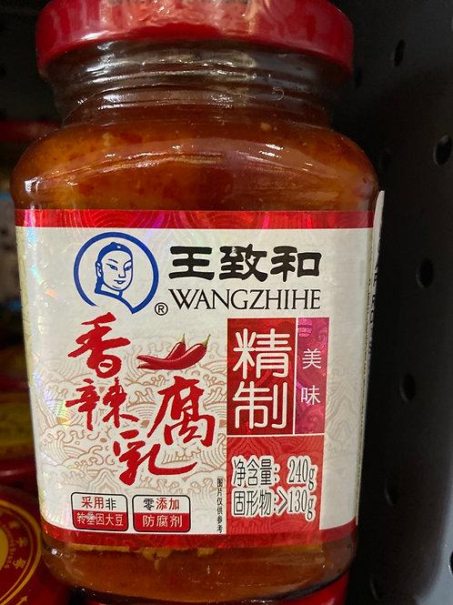 Wangzhihe Chilli Beancurd