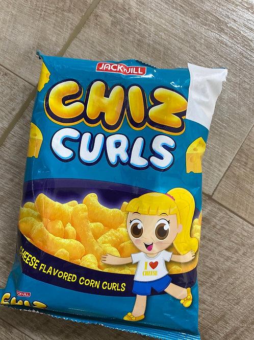 JJ Chiz Curls