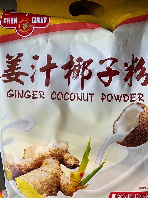 Ginger Coconut Powder