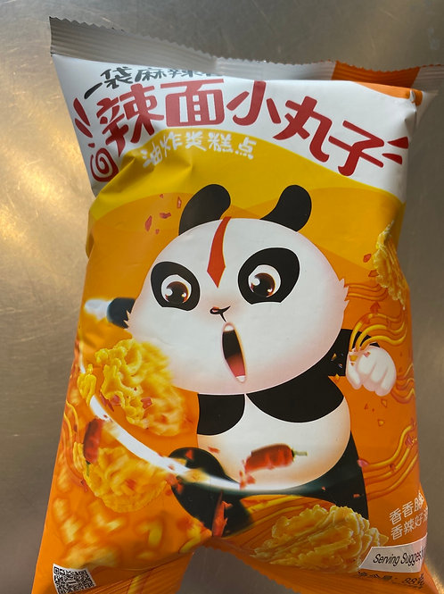 SDX Noodle Ball Hot & Spicy 蜀道香辣面小丸子88g