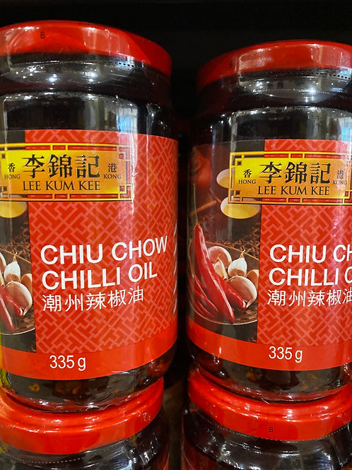 LKK Chiu Chow Chilli Oil