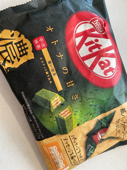 Nestle Kit Kat Match Rich 12pcs