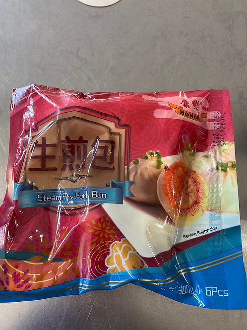 Honor Steam Fry Pork Bun