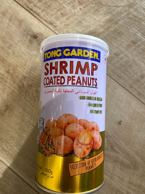 Shrimp Coasted Peanuts
