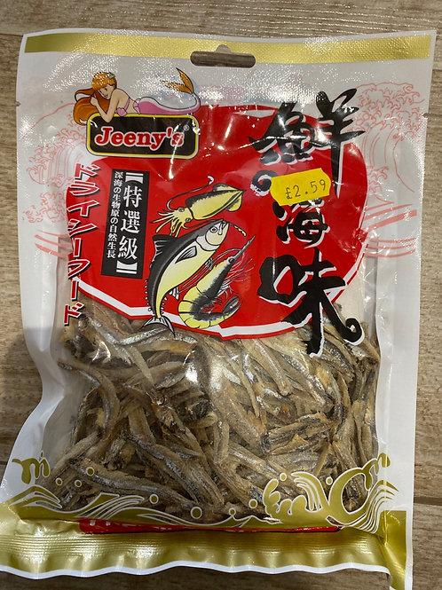 Jeeny's Headless anchovies