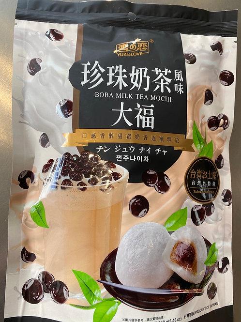 Y&L Boba Milk Mochi 雪之恋珍珠奶茶大福 240g