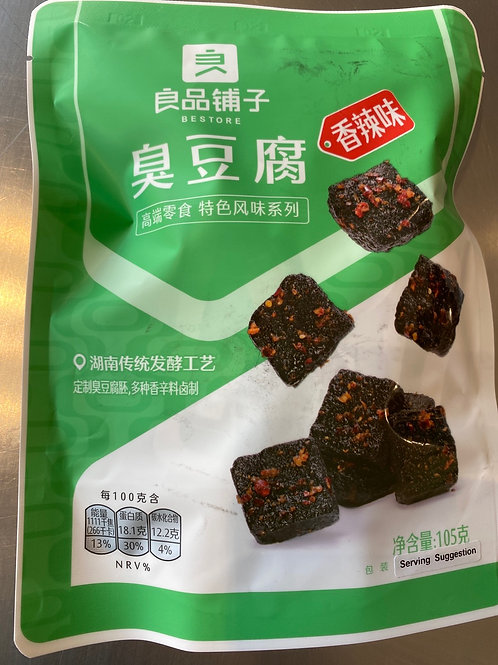 BS Preserved Stinky Tofu Spicy Flav 良品铺子臭豆腐