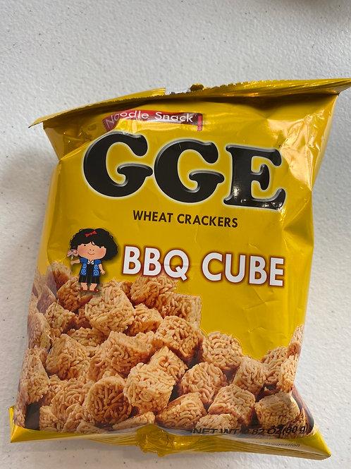 GGE BBQ Cube 张君雅小妹妹BBQ