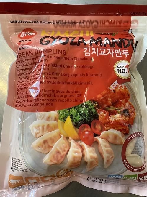 Allgroo Kimchi Gyoza Mandu