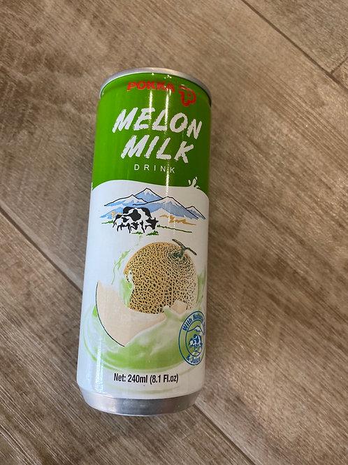 Pokka Melon Milk 木瓜牛奶