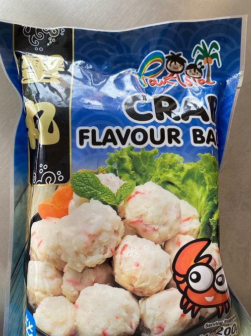 Pan Asia Crab Flav Balls 蟹丸 200g