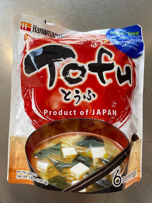 Hanmaruki Instant Miso Soup Tofu Flav 109g