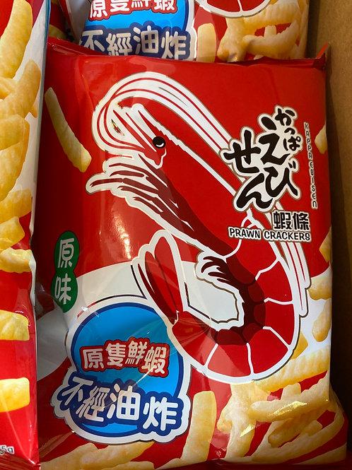 Calbee Prawn Crackers Original Flav 75g