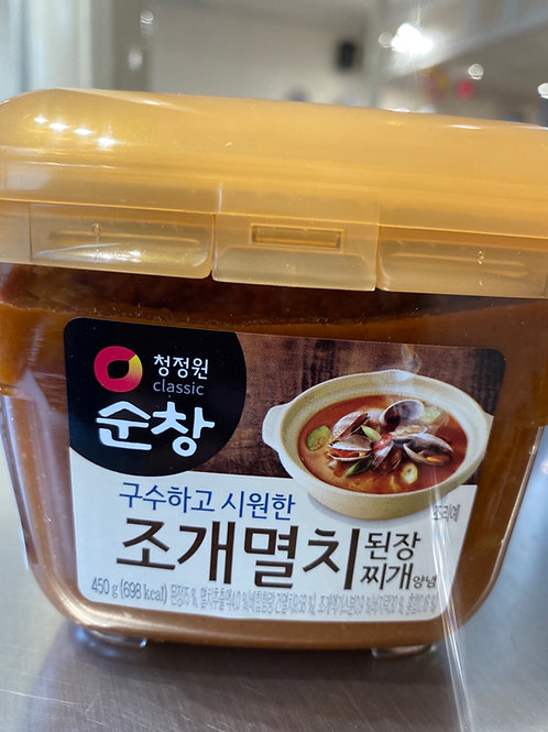 Soybean Paste For Soup Anchovy Flav 海鲜大酱
