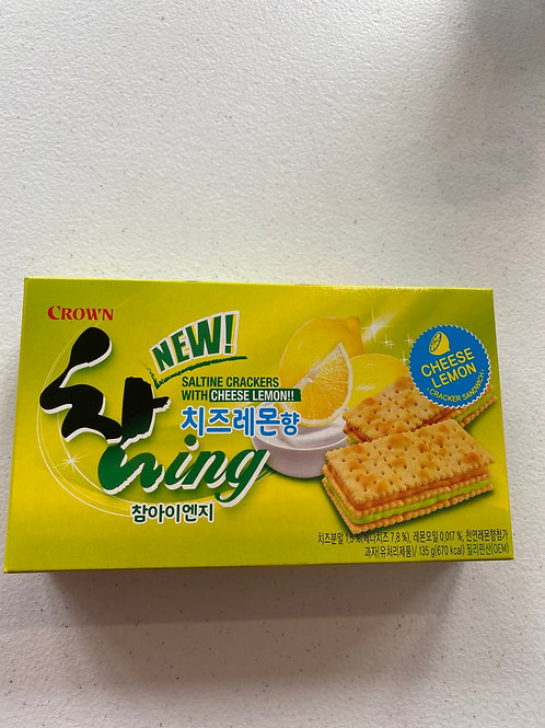 New Chaming Cheese Lemon Cracker