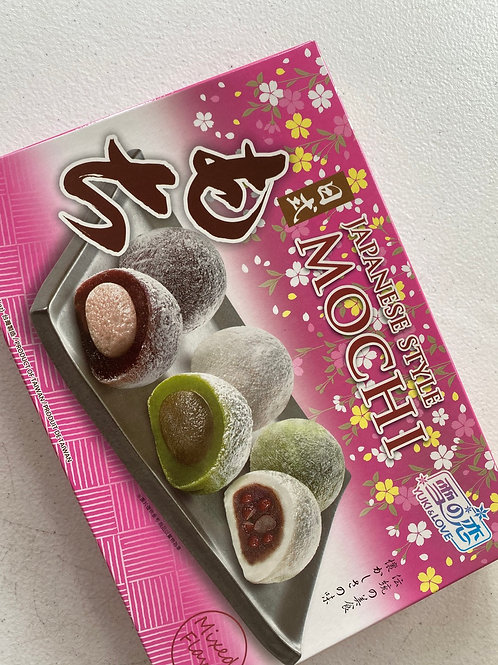 Y&L Japanese Style Mochi  Mixed Flav