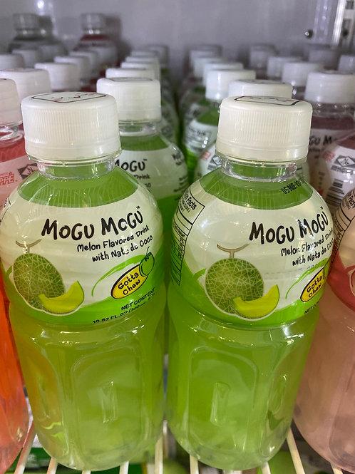Mogu Mogu Nata De Coco Drink Melon 320g