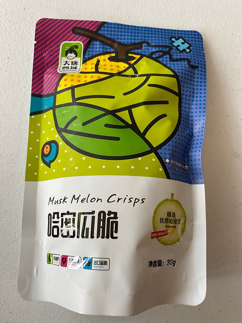 DTR Melon Crisps 哈密瓜脆