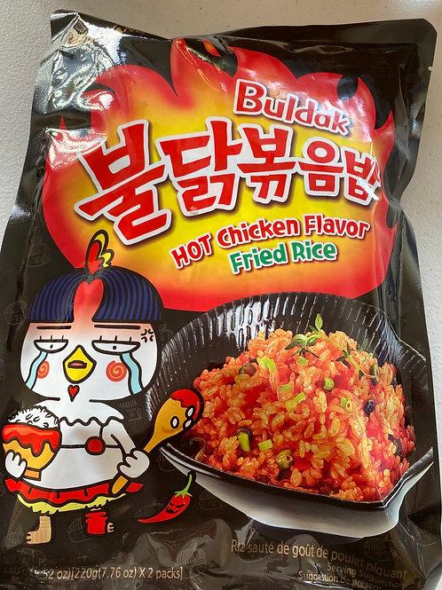 Buldak Hot Chicken Flav Fried Rice 440g