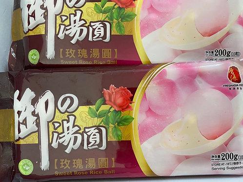Freshaisa Sweet Rose Rice Ball 玫瑰湯圓