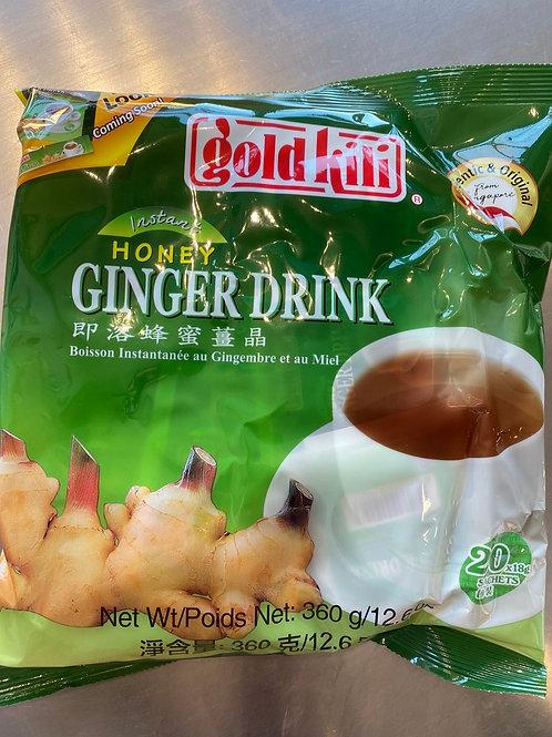 Goldkili Honey Ginger Drink 即溶蜂蜜姜晶