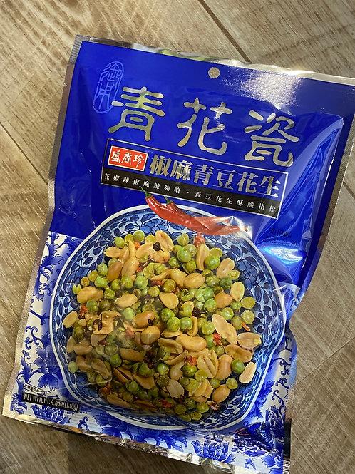 TF Ultra Spicy Green Peas & Peanuts