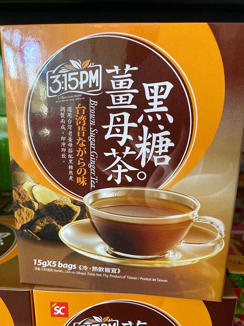 3:15 Brown Sugar Ginger Tea