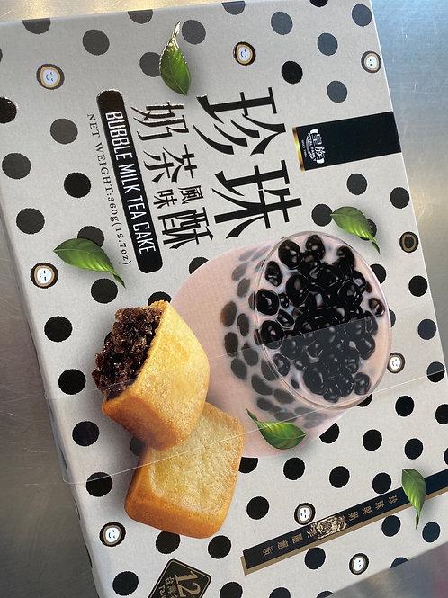 RF Bubble Tea Cake 皇族珍珠奶茶风味酥