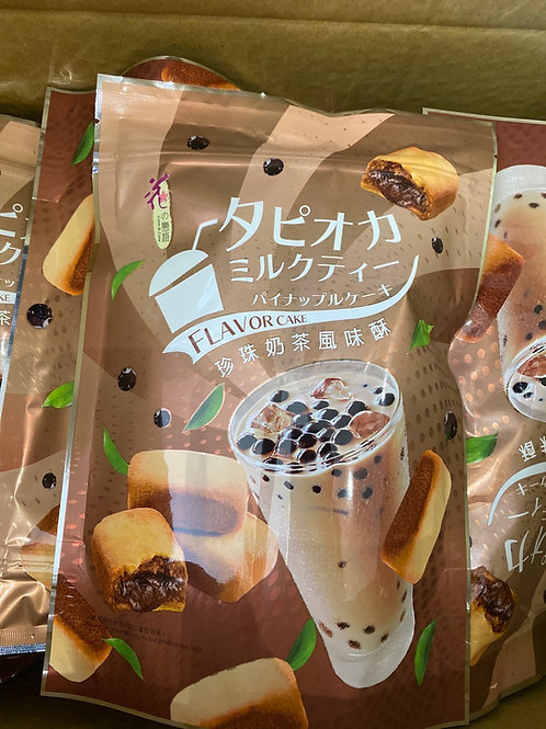 Taiwan Bubble Milk Tea Flav Cake