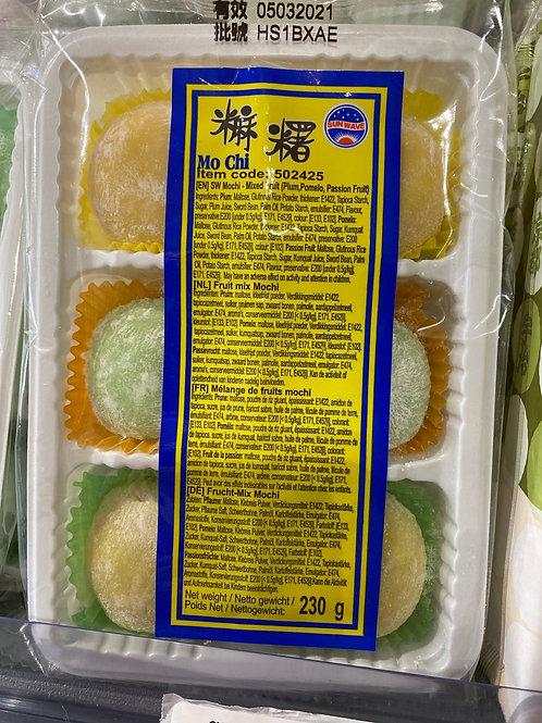 SW Mochi Mixed Fruit (plum,pomelo,passion fruit)