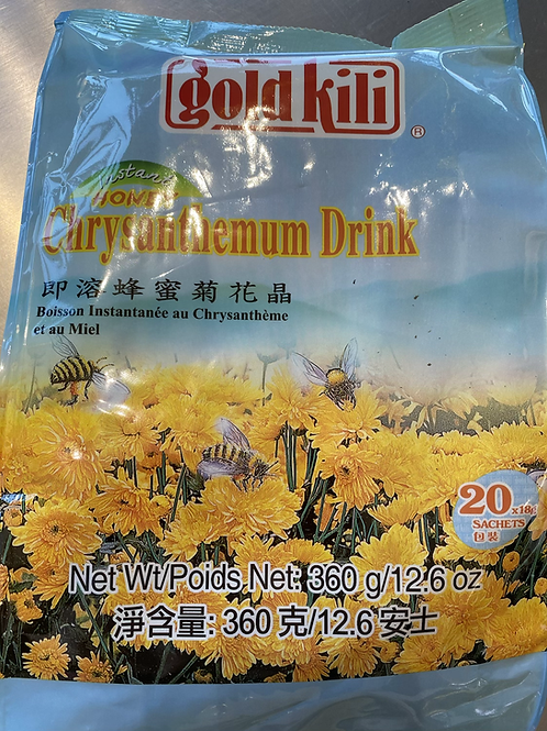 Gold Kili Chrysanthemum Drink 即溶蜂蜜菊花精