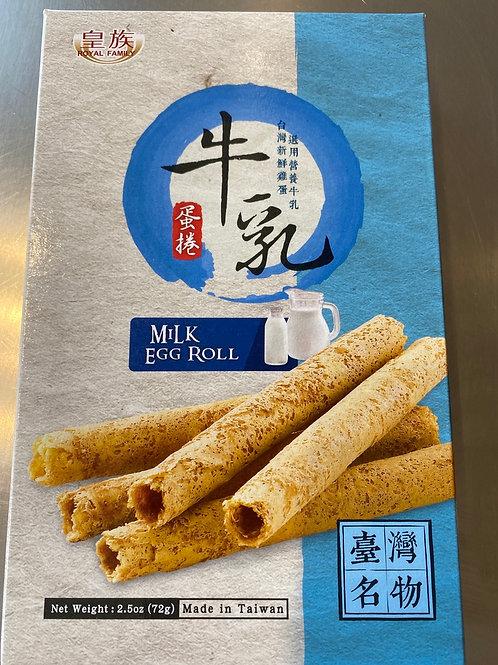 RF Milk Egg Roll 皇族牛乳蛋卷