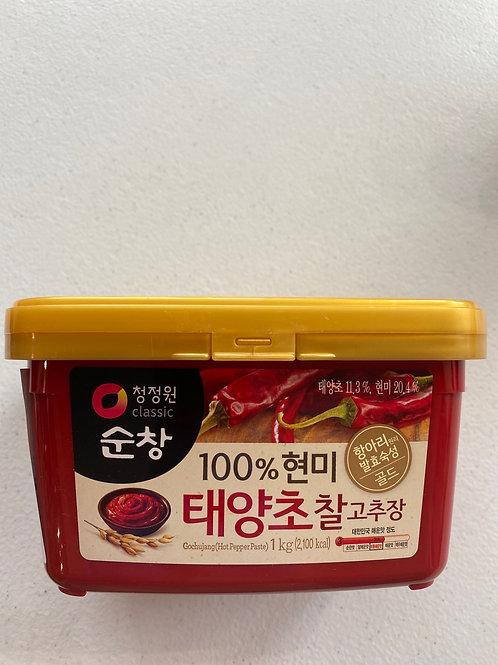 Chai Gochujiang Red Pepper Paste 1kg