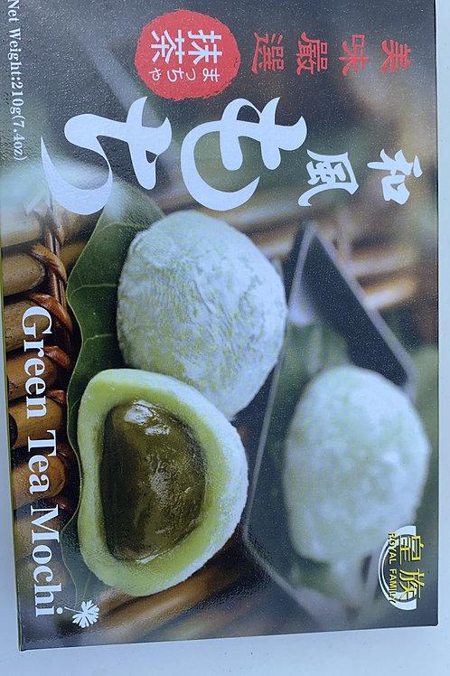 RF Green Tea Mochi 皇族和风绿茶麻署
