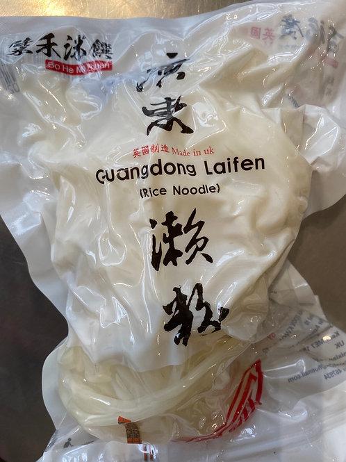 Fresh Guangdong Lai Fen 濑粉 (Gluten Free)