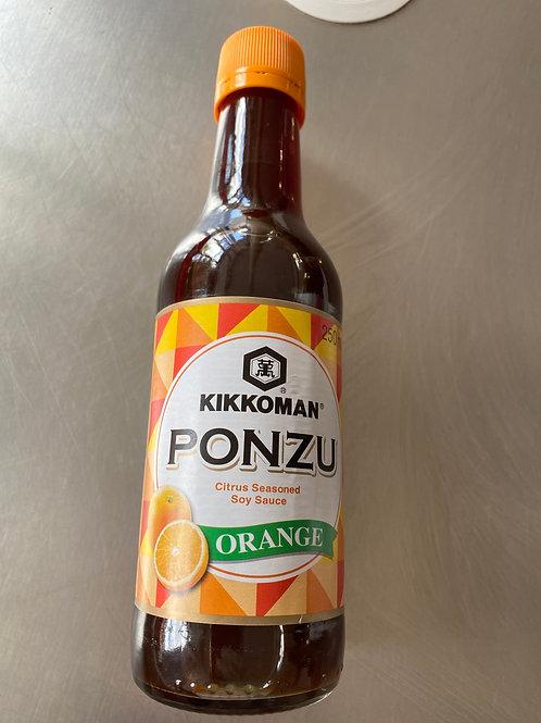 Kikkoman Ponzu Orange Soy Sauce