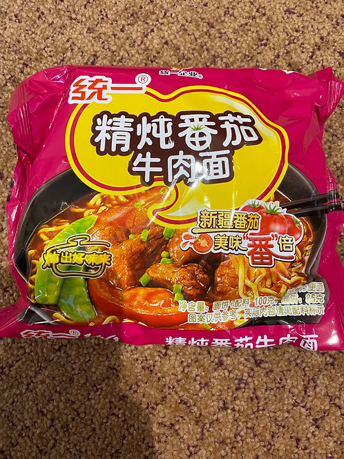Unif 100 Instant Noodles Tomato Beef Flavour