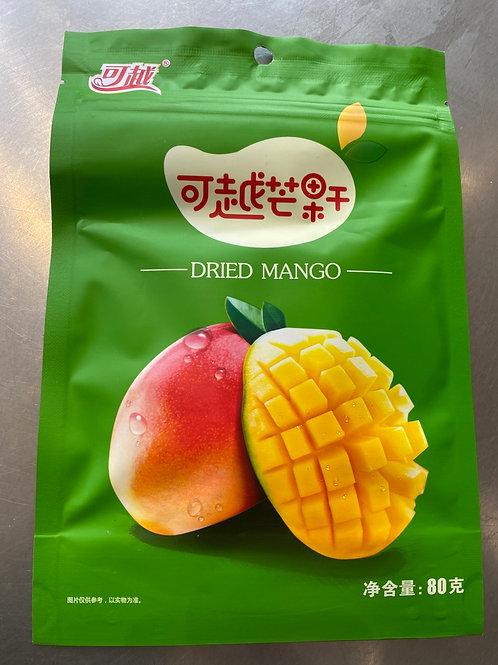 KY Dried Mango 可越芒果干 80g