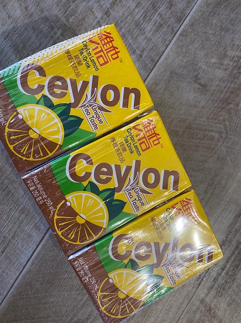 Vita Ceylon Lemon Tea Drink