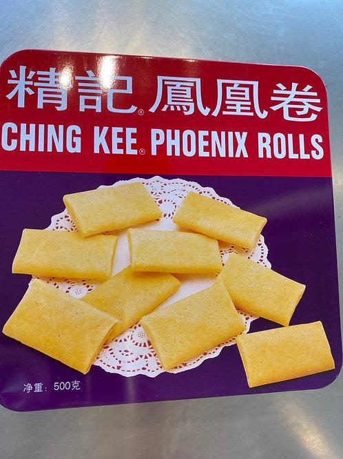 Ching Kee Phoenix Rolls 精记凤凰卷500g