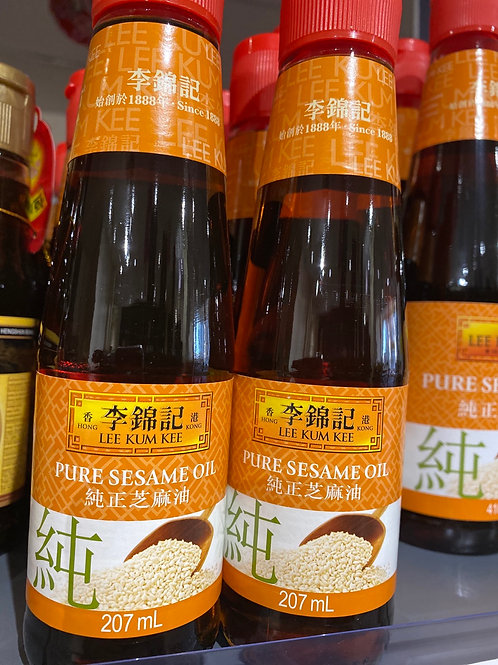 LKK Pure Sesame Oil 207ml