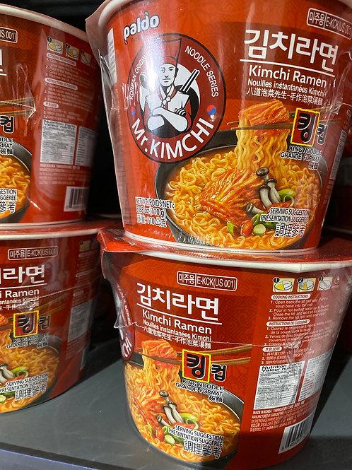 Mr Kimchi Ramen
