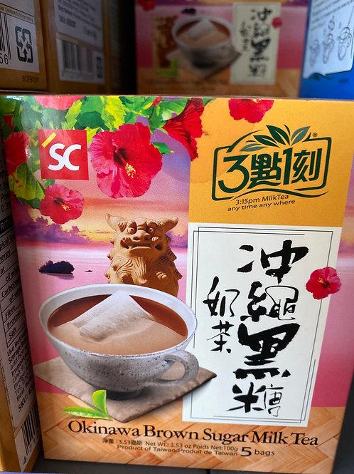 3:15 Okinawa Brown Sugar Milk Tea
