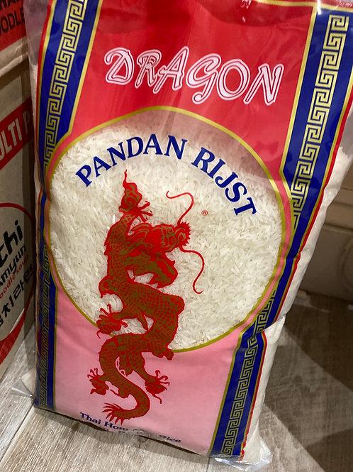 Red Dragon Pandan Rice 4.5kg